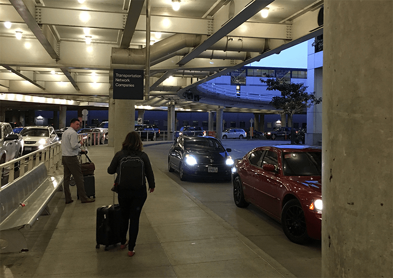 Airports Face an Uber Challenge