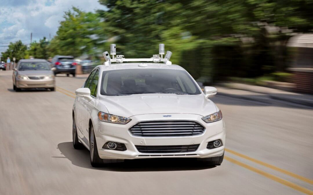 Ford seeks to roll out fully-autonomous vehicle fleet in 2021