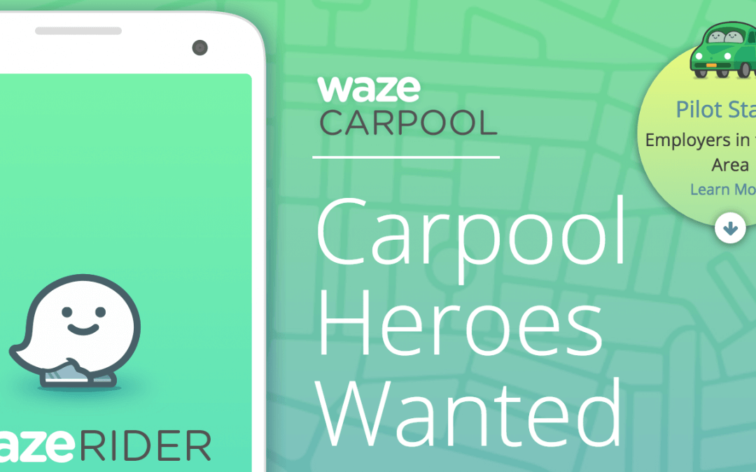 Waze Ride Sharing Heats Up Google vs Uber Rivalry