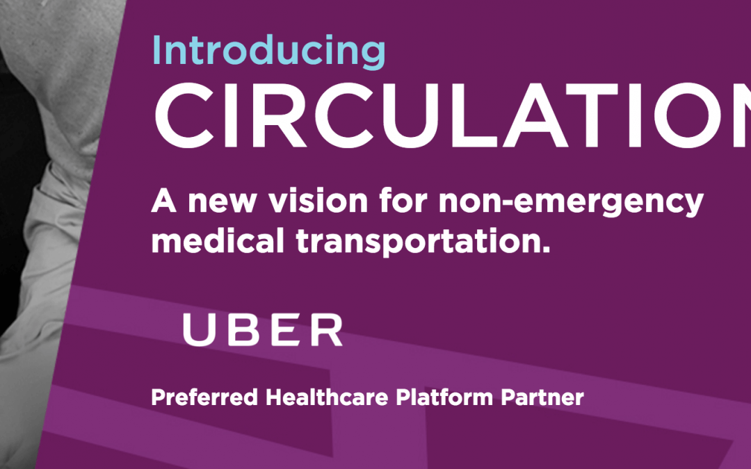 Boston startup Circulation aims to bring ride-hailing to hospitals with help from Uber