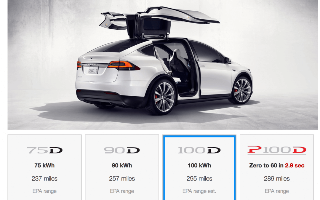 Tesla Waiting for 100D EPA Clearance