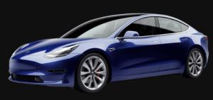 Tesla Model 3 Referral Code