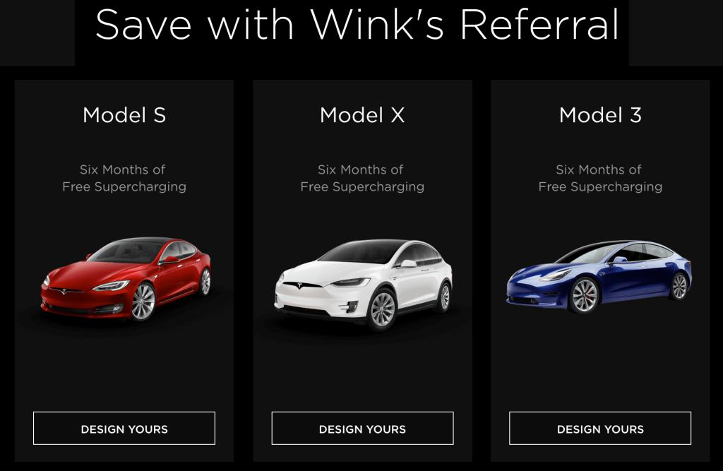 Tesla Referral Code