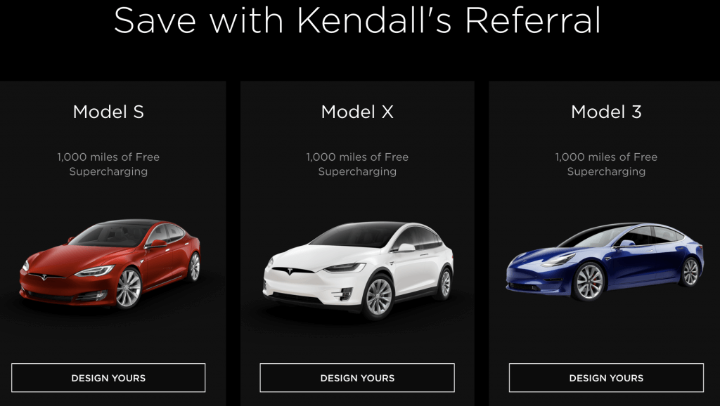 Tesla Referral Code 2019